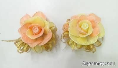 مدل گل پلاستیکی
