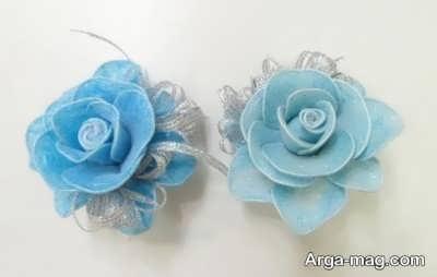 مدل گل پلاستیکی زیبا