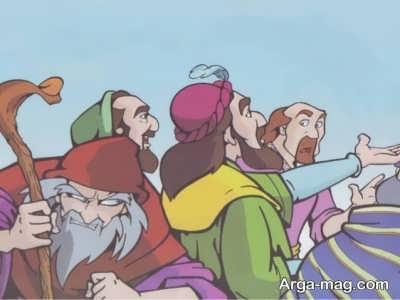 قصه زیبا و شنیدنی حضرت ابراهیم