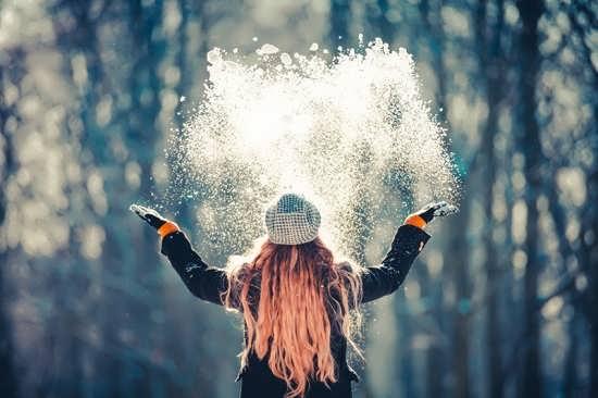 عکسهای زمستانی خواستنی برای پروفایل