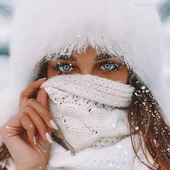 عکسهای زمستانی دیدنی برای پروفایل