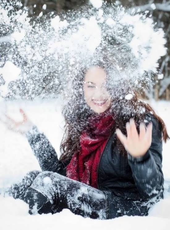 جدیدترین عکس پروفایل زمستانی