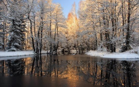 عکس پروفایل دریاچه