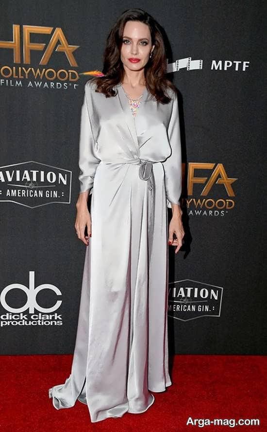 مدل لباس آنجلینا جولی