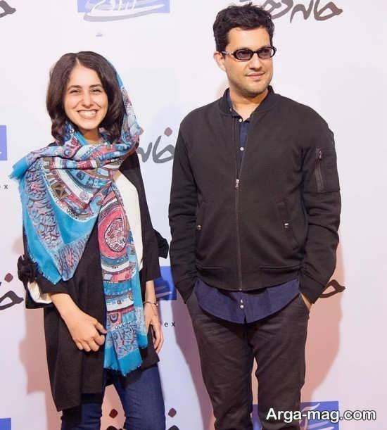 حامد بهداد در اکران فیلم خانه دختر