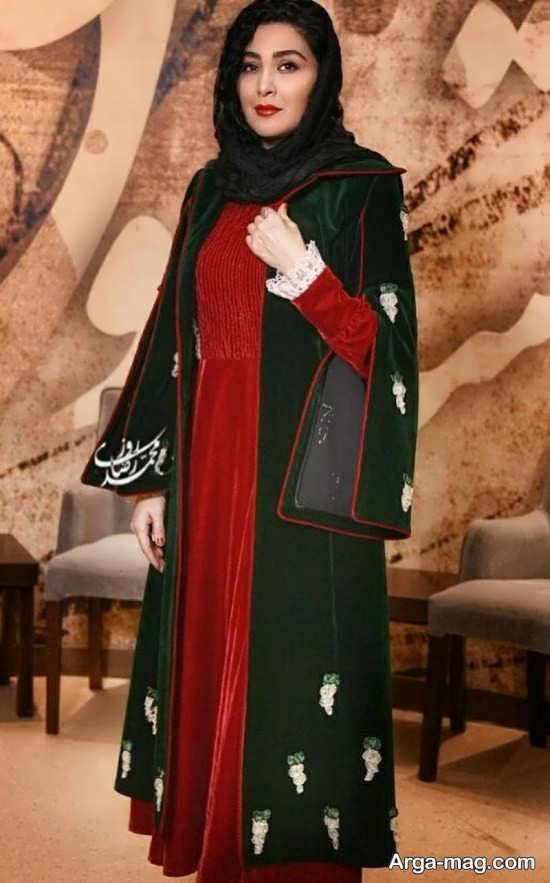 مدل مانتو مریم معصومی