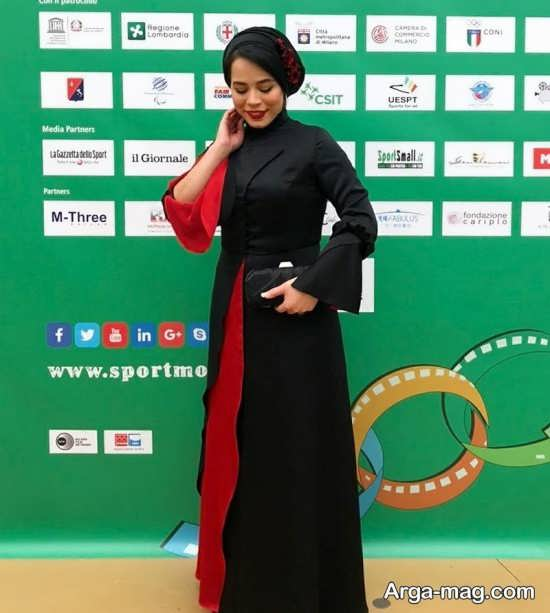 ملیکا شریفی نیا در جشنواره فیلم ایتالیا