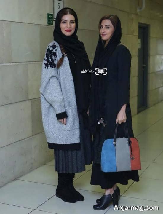 سمیرا حسینی و متین ستوده