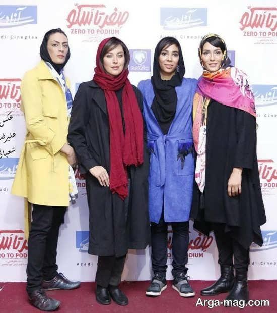 خواهران ورزشکار منصوریان
