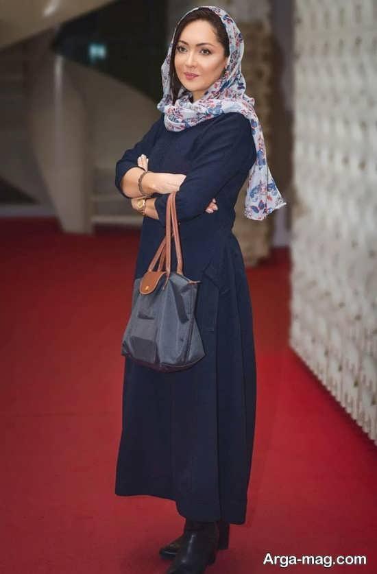 نیکی کریمی در پردیس سینمایی چارسو
