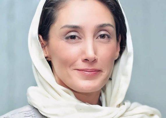 ابراز همدردی هدیه تهرانی به زبان کردی