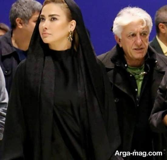 آناهیتا نعمتی در جشنواره سینه ایران