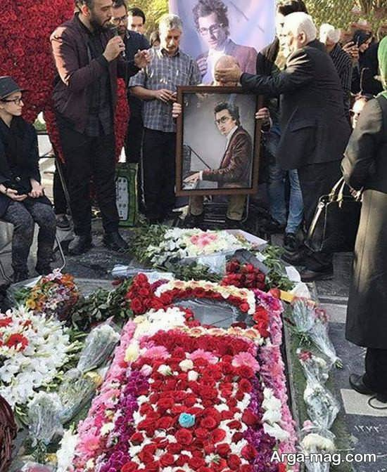 سویمن درگذشت مرتضی پاشایی