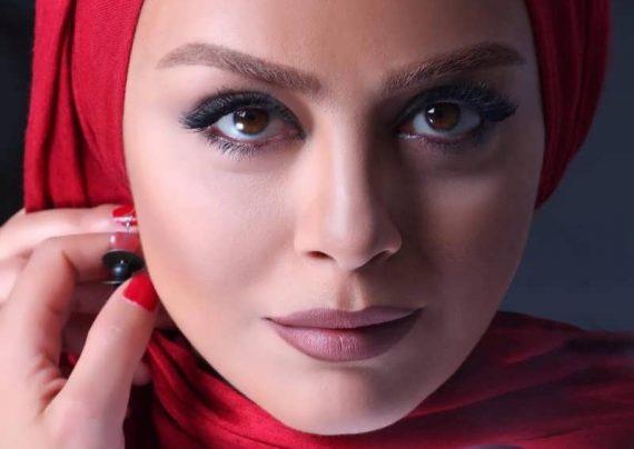 شبنم فرشادجو با مدل مانتوی جدید