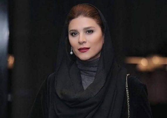 عکس جدید سحر دولتشاهی در پاییز