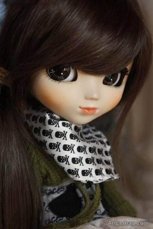 عروسک زیبای فانتزی