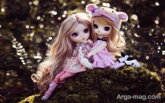 عروسک های فانتزی شیک و زیبا