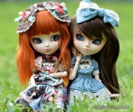 عروسک های فانتزی دوست داشتنی