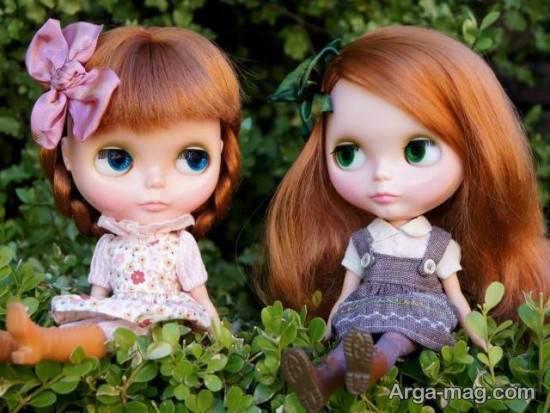 عروسک های زیبای فانتزی