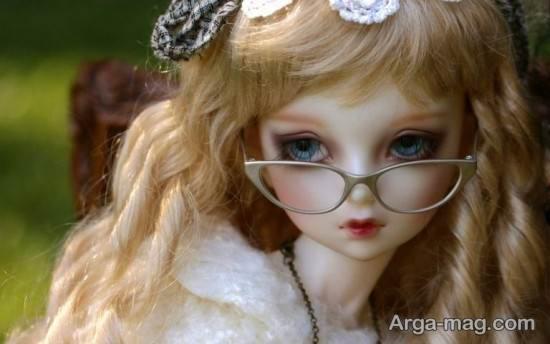 عروسک فانتزی با عینک