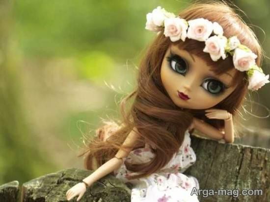 عروسک ناز و زیبای فانتزی