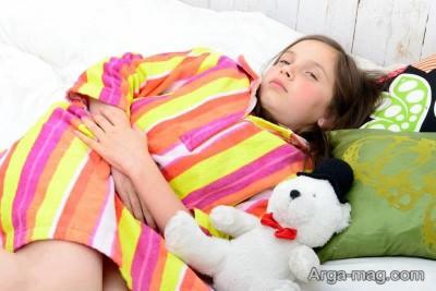 درمان بیماری کرمک در کودکان