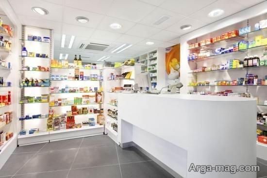 دکوراسیون داروخانه با طرح های زیبا و جدید