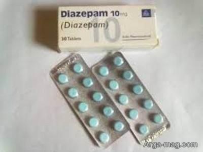 طریقه و اندازه مجاز مصرف قرص دیازپازم