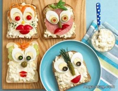 بهترین وعده های میان غذایی برای بچه ها