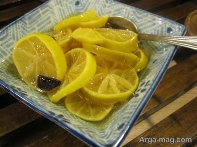 طرز پخت مربای لیمو ترش