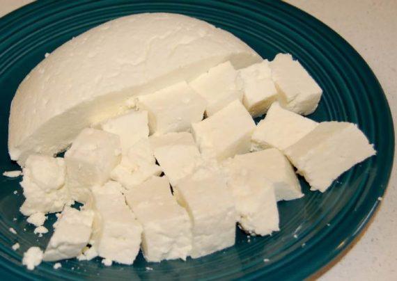 طرز تهیه پنیر خامه ای