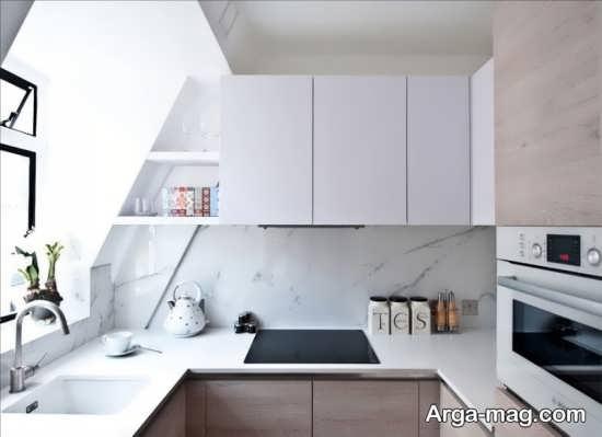 دیزاین آشپزخانه به سبک جدید