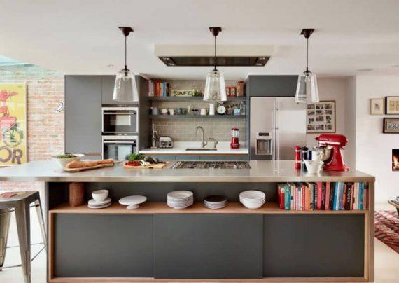 چیدمان فضای داخلی آشپزخانه های کوچک