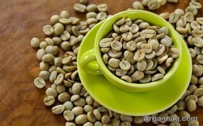 خواص قهوه سبز در لاغری