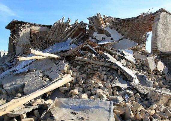 آوار زلزله