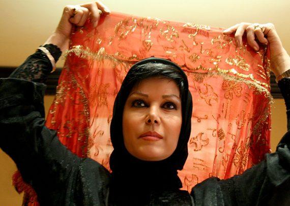 تغییر چهره چشمگیر فرزانه کابلی مادر علی کوچولو در سن 68 سالگی