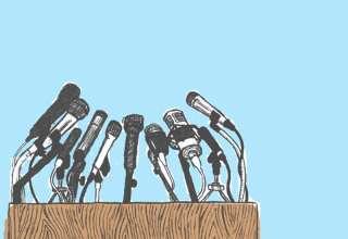 جملات زیبا برای پایان سخنرانی