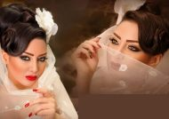 مدل آرایش عروس 2018