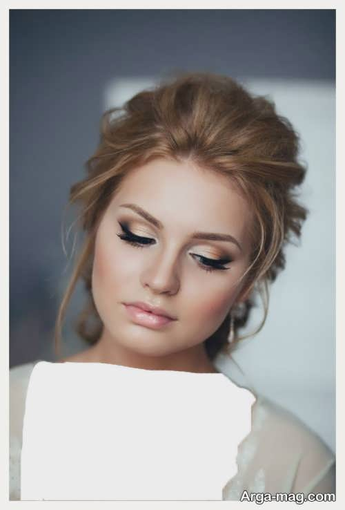 آرایش صورت عروس 2018