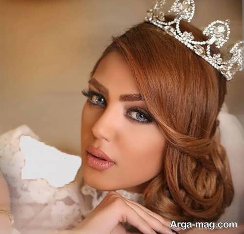 مدل های آرایش عروس ۲۰۱۸ جدید و زیبا با متدهای حرفه ای