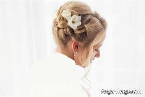 مدل موی عروس 2018