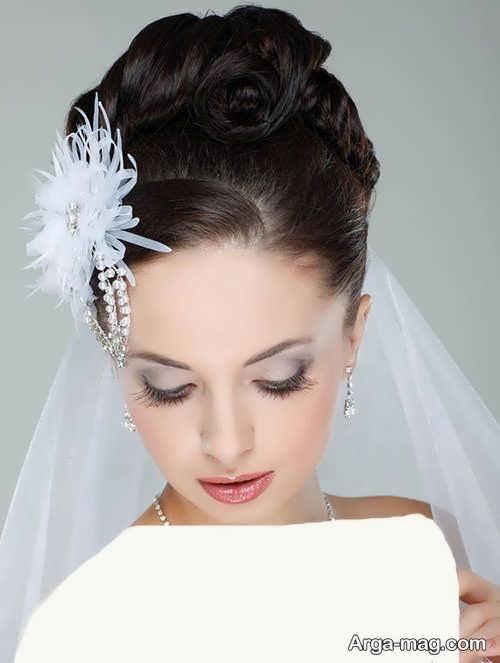 مدل موی بسته عروس 2018
