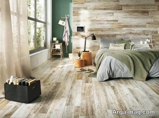 سرامیک طرح چوب زیبا