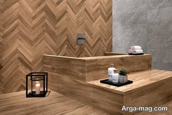 سرامیک جذاب مدل چوب