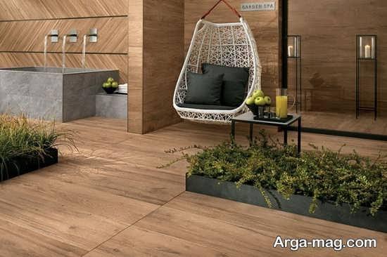 سرامیک مدل چوب