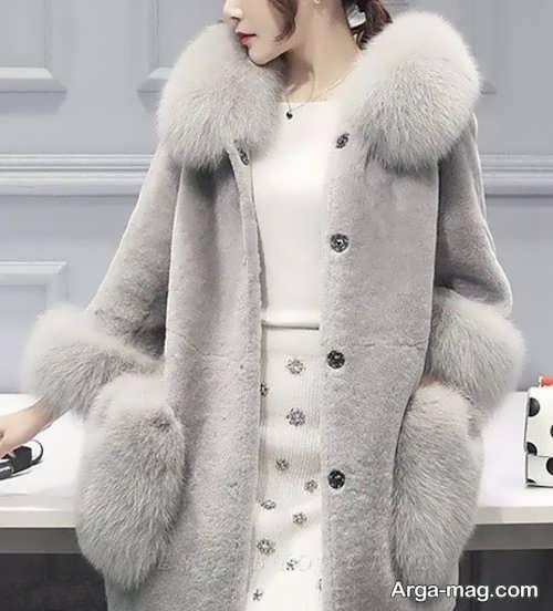 مدلهای بی نظیر پالتو مجلسی دخترانه