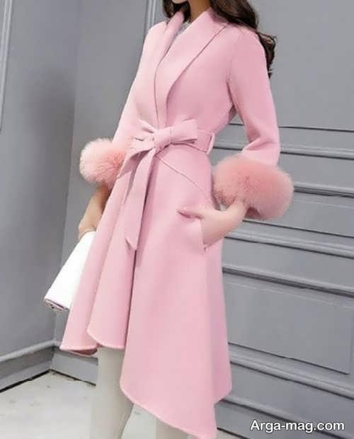 مدلهای جدید پالتو مجلسی دخترانه