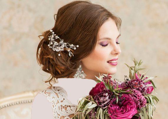 شینیون موی عروس 2018