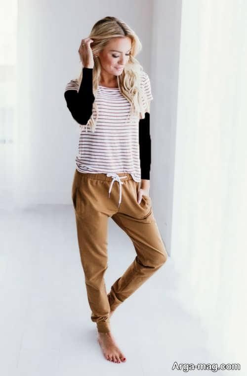 مدل لباس راحتی شیک و جدید زنانه