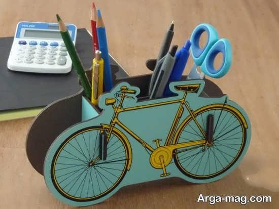 ساخت دوچرخه جامدادی